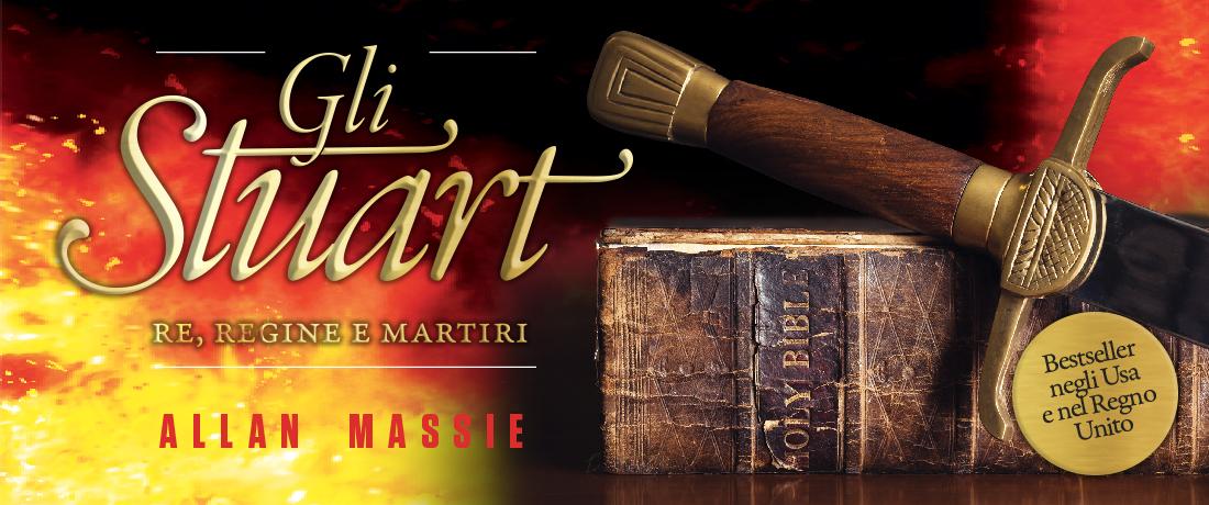La saga degli Stuart in libreria