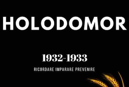 85° anniversario del Holodomor – il genocidio dimenticato