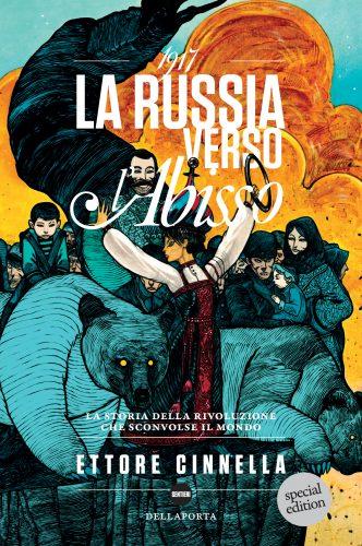 1917_La_Russia_verso_l'abisso_Ettore_Cinnella